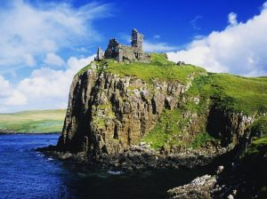 Visit Duntulm Castle